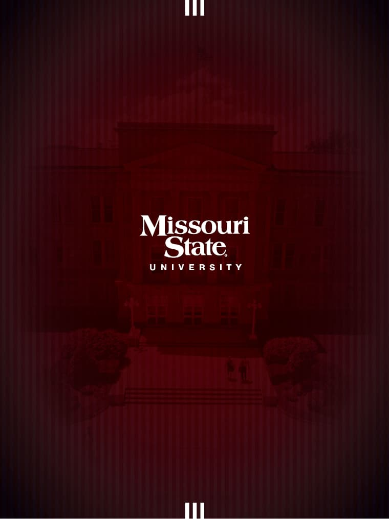 Missouri State University 2020 Legislative Guide cover