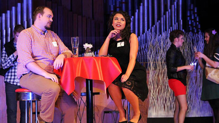 Speed Dating, Tonight!: Fall 2015 MSU Opera Theater production