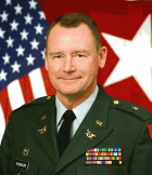 Brigadier General J. Marty Robinson