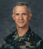 Major General Fred F. Marty