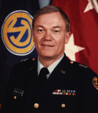 Major General Robert F. Pennycuick