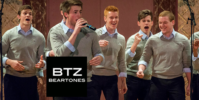 Beartones perform at the ICCA 2013