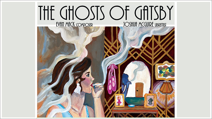Artwork for The Ghosts of Gatsby