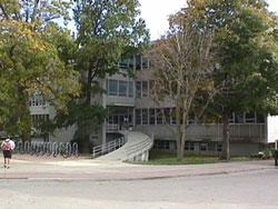 Pummill Hall