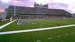 Plaster Stadium, Robert W.